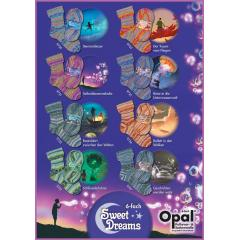 Opal 6-fach Sweet Dreams